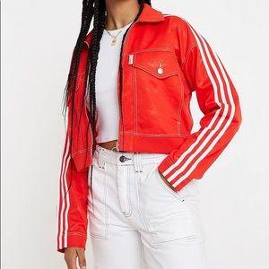 Adidas Originals X Fiorucci Cropped Jacket